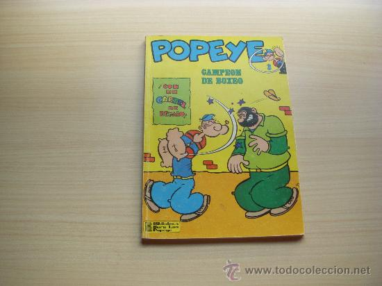 POPEYE Nº 3, EDITORIAL BURU-LAN (Tebeos y Comics - Buru-Lan - Popeye)