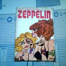 Cómics: REVISTA ZEPPELIN Nº1 Y 3. Lote 28222521