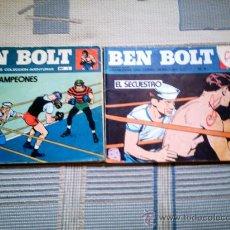 Cómics: BEN BOLT DE JOHN CULLEN MURPHY Nº 1 Y 11. Lote 28343615