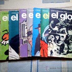 Cómics: LOTE REVISTAS EL GLOBO Nº 1, 4, 11, 19 Y 20. Lote 28732661