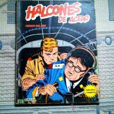 Cómics: HALCONES DE ACERO. PIRATAS DEL AIRE. Lote 28222640