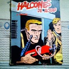 Cómics: HALCONES DE ACERO. EL SECUESTRO. Lote 172394562