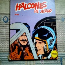 Cómics: HALCONES DE ACERO.VETOL. Lote 28222656