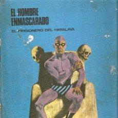 Cómics: EL HOMBRE ENMASCARADO - TOMO 1 - EL PRISIONERO DEL HIMALAYA - BURU-LAN AÑOS 70.. Lote 28850455