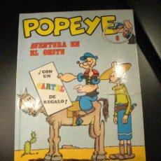 Cómics: POPEYE Nº 6. EL RANCHO ROSARIO BURU LAN ............C9. Lote 31570812