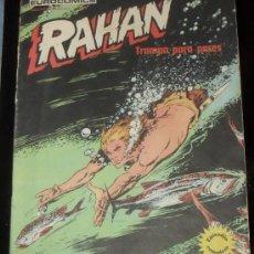 Comics: RAHAN Nº 2 EUROCOMICS 1974. COMICS BURU LAN. BURULAN.. Lote 29009809