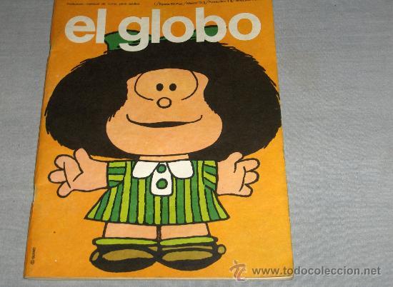 EL GLOBO Nº 1. BURU LAN 1973. (Tebeos y Comics - Buru-Lan - Otros)