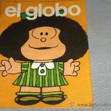 Cómics: EL GLOBO Nº 1. BURU LAN 1973. .. Lote 29013300