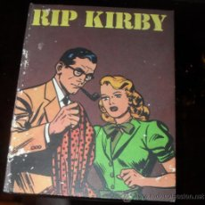 Cómics: RIP KIRBY. TOMO 2. TAPA DURA. CONTIENE 5 EPISODIOS COMPLETOS. BURULAN. BURU LAN. 1974.. Lote 29063075