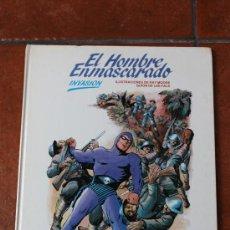 Cómics: EL HOMBRE ENMASCARADO: INVASION - BURULAN . Lote 29081666