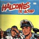 Cómics: HALCONES DE ACERO Nº 1 - BURULAN COMICS 30/11/1973. Lote 29149736