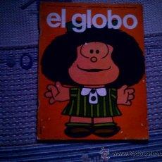 Cómics: EL GLOBO Nº 1. Lote 29329099