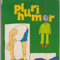 Cómics: PLURIHUMOR Nº 15. BURU LAN 1972.. Lote 29351169