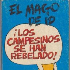 Cómics: COLECCIÓN EDAD MEDIA Nº 5. EL MAESTRO DE ID. BURU LAN 1972. TACO (25 PTAS Y 132 PÁGINAS). Lote 29351675