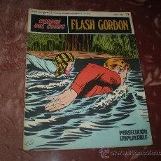 Cómics: FLASH GORDON Nº 21. Lote 29364827