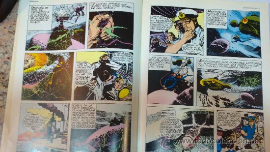 Cómics: JAMES BOND(A TRAVES DEL MURO).Nº1. EPISODIOS COMPLETOS BURULAN 1974.RUSTICA A TODO COLOR - Foto 4 - 29423754