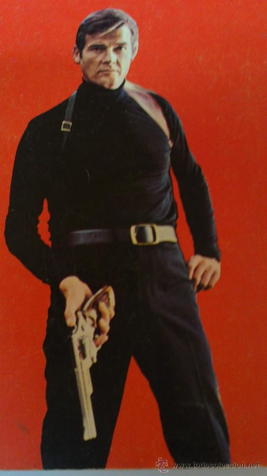 Cómics: JAMES BOND(A TRAVES DEL MURO).Nº1. EPISODIOS COMPLETOS BURULAN 1974.RUSTICA A TODO COLOR - Foto 6 - 29423754