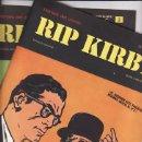 Cómics: RIP KIRBY Nº 1 Y 2. 1973 BURU LAN . Lote 160052081