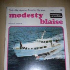 BURULAN MODESTY BLAUSE NUMERO 17 BUEN ESTADO