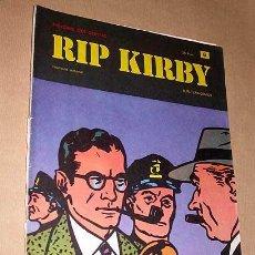 Cómics: RIP KIRBY Nº 6. ALEX RAYMOND. BURULAN CÓMICS, 1973. COLECCIÓN HÉROES DEL CÓMIC, TOMO I. ++++. Lote 29982160