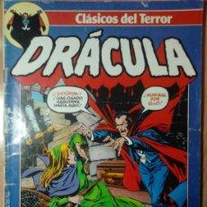 Cómics: DRÁCULA Nº 2 (CLÁSICOS DEL TERROR).. Lote 30007797