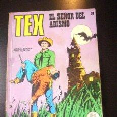Cómics: TEX Nº 58 BURULAN .........ECA. Lote 30449364