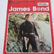Cómics: FASCICULO Nº 4 DE JAMES BOND. ED. BURU LAN. Lote 30371984