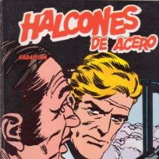 Cómics: HALCONES DE ACERO. KADAITCHA. ALAN FOLEY. Nº 4. EDITORIAL BURULAN.. Lote 30439287