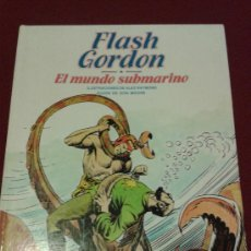 Cómics: FLASH GORDON Nº5 EL MUNDO SUBMARINO BURULAN. Lote 30444418