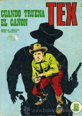 TEX Nº28 (EDITORIAL BURULAN) (Tebeos y Comics - Buru-Lan - Tex)