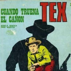 Cómics: TEX Nº28 (EDITORIAL BURULAN). Lote 30603810