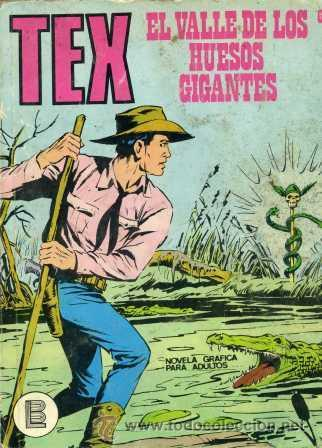 Cómics: Tex nº60 (Editorial Burulan) - Foto 1 - 30603941