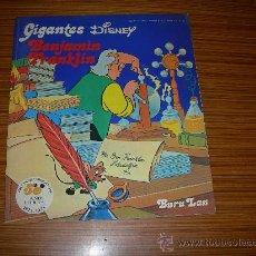 Cómics: GIGANTES DISNEY Nº 2 DE BURU LAN. Lote 30702282