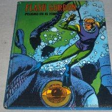 Cómics: FLASH GORDON Nº X PELIGRO EN EL MAR. BURU LAN 1973 TAPAS DURAS. Y DIFÍCIL!!. Lote 30936848