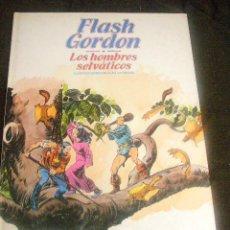 Cómics: FLASH GORDON Nº 6 LOS HOMBRES SELVATICOS - BURU LAN 1983 TAPA DURA C8. Lote 55402857