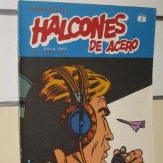 Cómics: HALCONES DE ACERO Nº 2 BURU LAN EDICIONES BURULAN. Lote 31013431