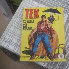 Cómics: TEX Nº 1 BURULAN. Lote 31083588