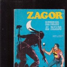 Cómics: ZAGOR Nº 9 - EDITA : BURU LAN 1971. Lote 31183215