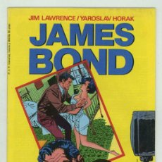 Cómics: JAMES BOND Nº6.. Lote 31604105
