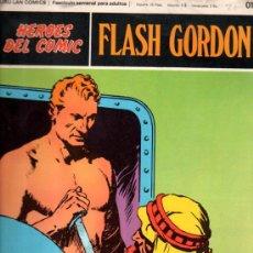 Cómics: BURU LAN COMICS, HÉROES DEL COMIC, FLASH GORDON, LA LEGIÓN DEL DESIERTO. Lote 31625726