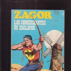 Cómics: ZAGOR Nº 19 - EDITA : BURU LAN. Lote 31859514