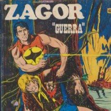 Cómics: ZAGOR Nº 62. BURU LAN 1971. (TOMO 25 PTAS - 96 PÁGINAS). Lote 31930550