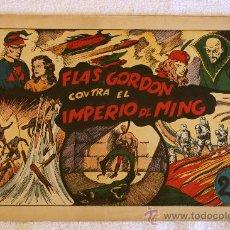Cómics: FLAS GORDON EDICIONES HISPANO AMERICANA. FLAS GORDON CONTRA EL IMPERIO MING. Lote 31960404