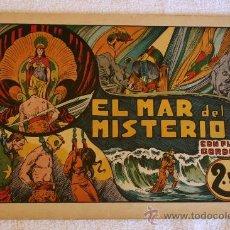 Cómics: FLAS GORDON EDICIONES HISPANO AMERICANA. EL MAR DEL MISTERIO. Lote 31960428