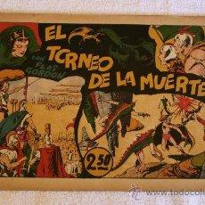 Cómics: FLAS GORDON EDICIONES HISPANO AMERICANA 24 X 34CM. LOS HOMBRES SELVÁTICOS. Lote 31960462