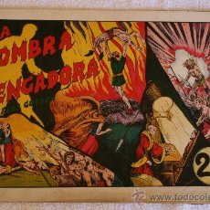 Cómics: FLAS GORDON .EDICIONES HISPANO AMERICANA . LA SOMBRA VENGADORA. Lote 31960483