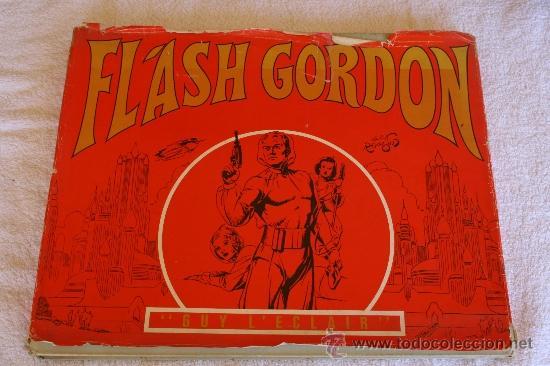 FLASH GORDON PAR ALEX RAYMOND. EDITIONS SEG-PARIS . 1968. GUY L'ÉCLAIR. (Tebeos y Comics - Buru-Lan - Flash Gordon)