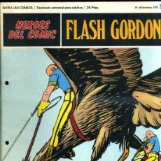 Cómics: FLASH GORDON Nº34. Lote 31971593