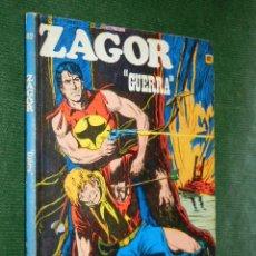Cómics: ZAGOR 62. - GUERRA. ED.BURU LAN, 1974. Lote 32093309