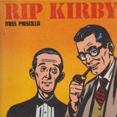 Cómics: RIP KIRBY TOMO 4. MISS PRISCILLA. BURULAN 1974. (80 PÁGINAS). Lote 32174678